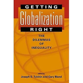Juiste globalisering: De dilemma's van ongelijkheid