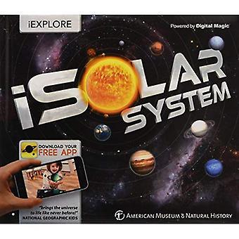 iSolar sistema: um livro de realidade aumentada