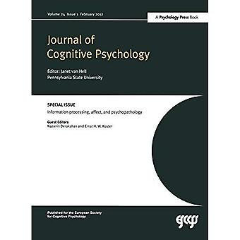 Psicopatologia, effetto e l'elaborazione di informazioni
