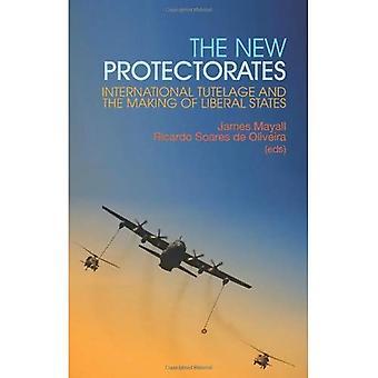 Les nouveaux protectorats: Tutelle internationale and the Making of États libéraux