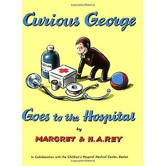 Curious George Goes to the Hospital [With CD] (Curious George - Level 1)