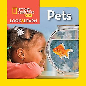Titta & Läs: Husdjur (se & lära) (titta & Läs)