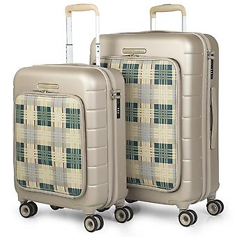 Game Set of 2 luggage travel Trolley Victorio and Lucchino 105 litres 56200