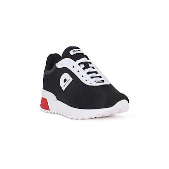 RUCO line 1310 black fashion sneakers