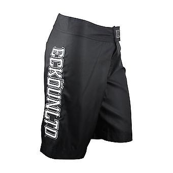 Ecko MMA Mens dominere kjempe Shorts - svart