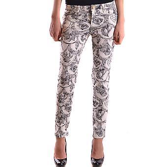 Frankie Morello Ezbc167040 Women's Multicolor Denim Jeans