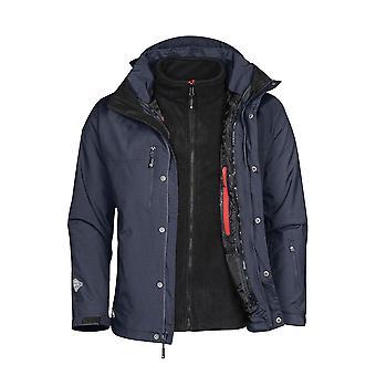 Stormtech Mens Beaufort vanntett pustende 3 i 1 jakke
