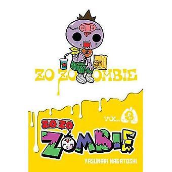 Zo Zo Zombie-kun, Band 3