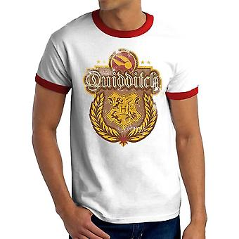 Harry Potter Rumpeldunk-T-skjorte for menn