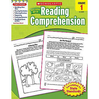 Scholastic Success with Reading Comprehension - Grades 1 by Robin Wol