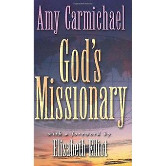 Gods Missionary by Amy Carmichael - 9780875083230 Book
