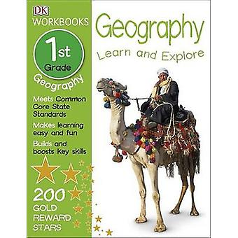 Geography - First Grade by DK Publishing - DK - 9781465428479 Book