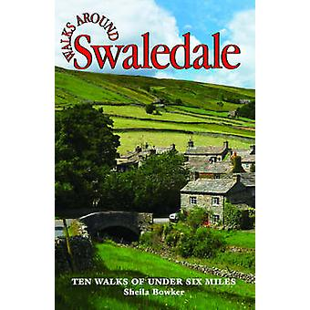Walks Around Swaledale - 9781855682511 Book