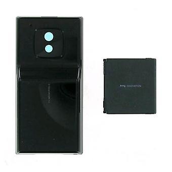 OEM HTC PPC6850 Extended Battery & dør-svart (bulk Packaging)