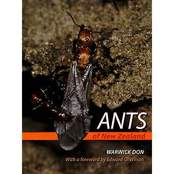 Ants of New Zealand by Warwick Don - 9781877372476 Book