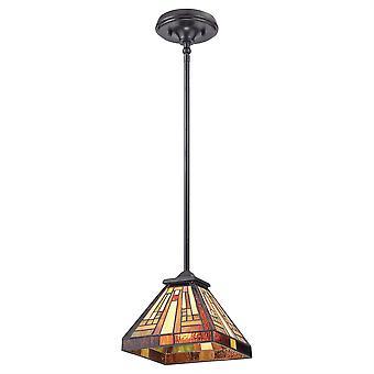 Stephen Rod Hung Mini Pendant - Elstead Lighting Qz / Stephen / QZ/STEPHEN/MP