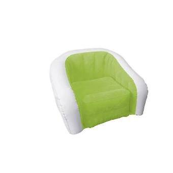 Yellowstone Cushy Catedra single verde și alb