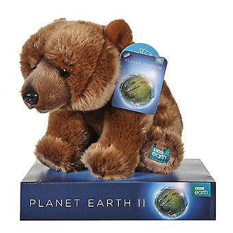 BBC Earth felpa Grizzly Bear 25cm