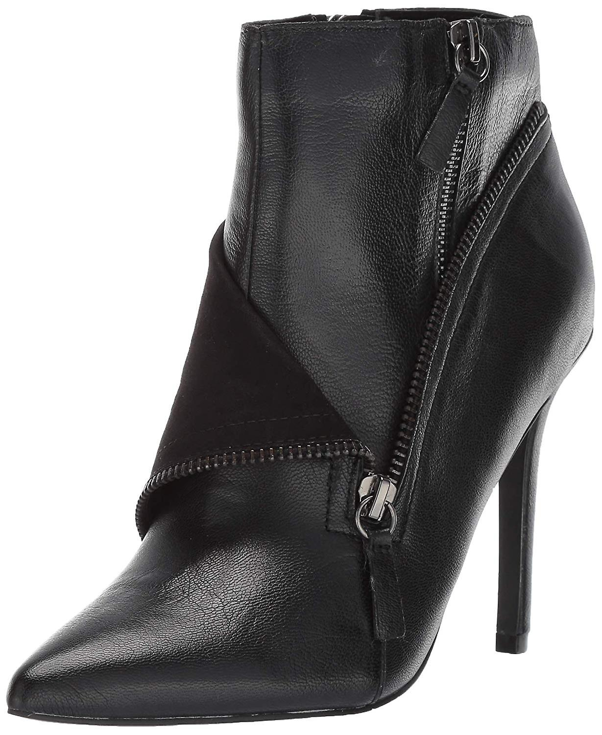 Fergie Womens Admire Leather Pointed Toe Ankle Fashion Boots cL3cW