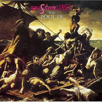 Pogues - Rum sodomie & de Lash [CD] USA import