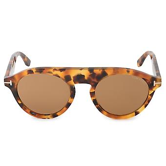 Tom Ford Christopher-02 FT0633 55E 49 Occhiali da sole ovali