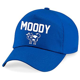 Adult Moody Cow Baseball Cap