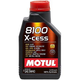 Motul 102784 Synthetic Engine Oil