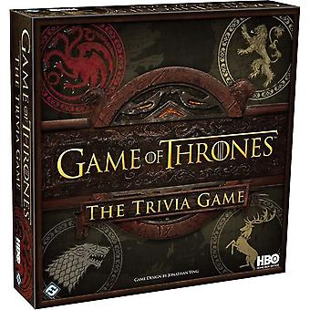 魂の HBO のゲーム: トリビア ゲーム
