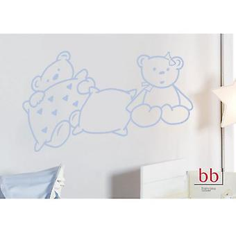 Babyline Decorative Vinyl Bebo (Babies and Children , Toys , Others)