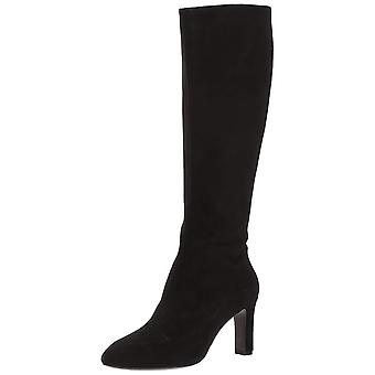 Cole Haan Womens elisa Suede Pointed Toe Knee High Fashion Boots