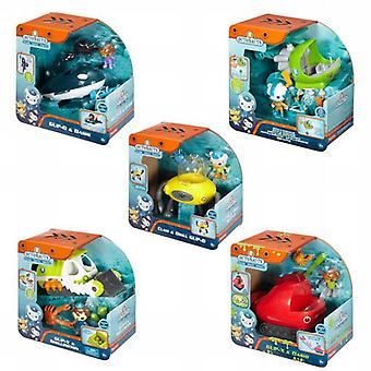 Octonauts Vehicle, diverse-en leveres