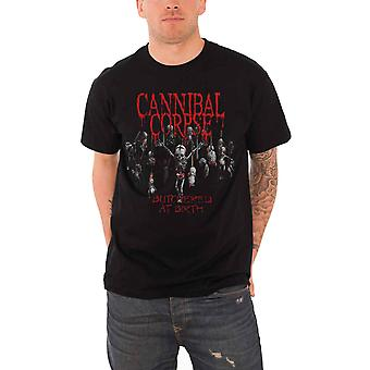 Cannibal Corpse Butchered At Birth 2015 Official Mens New Black T Shirt
