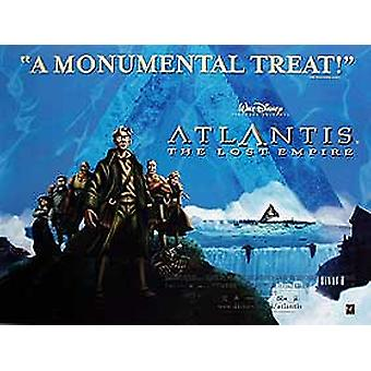 Atlantis (Regular) (Double Sided) Original Cinema Poster