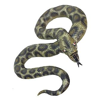 Serpente, Verde, Pitone Guardare un Like, 180cm Fancy Dress Accessorio
