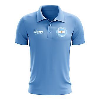 Argentina fotball Polo skjorte (Sky)