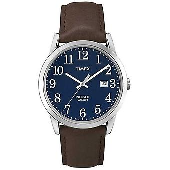 Timex Mens Blue Dial Easy Reader TW2P75900 Watch