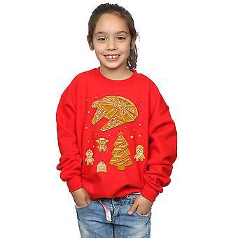 Star Wars Girls Gingerbread Rebels Sweatshirt