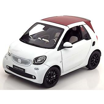 Smart ForTwo Diecast Model Car