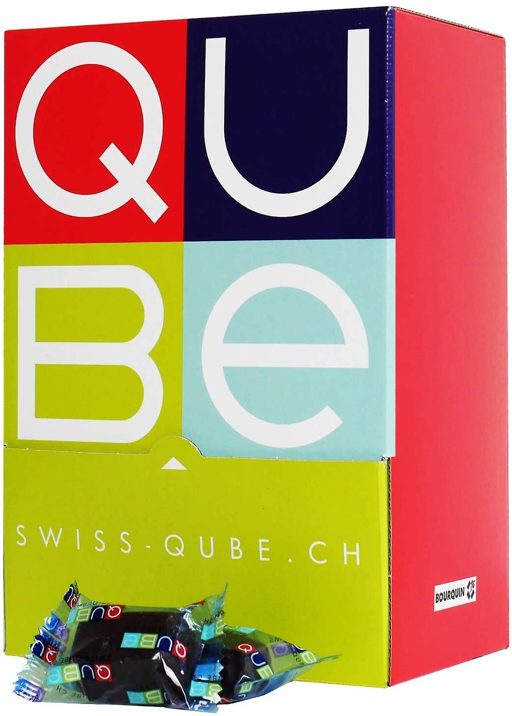 Swiss-QUBE Diet Bar - Weight Control | Lose weight without starvation on a natural basis | Taste Yagi | 56 Swiss-Qubes - Weekly Ration