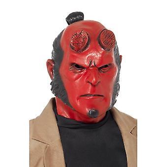 Hellboy Mask.