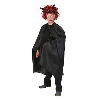 Devil'sCape Cape Cloak Costume Bambini Dracula Vampire Bambini Costume