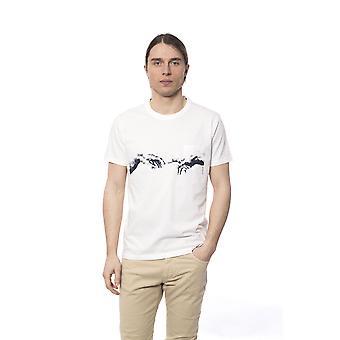 Men's White Bagutta Short Sleeve T-shirt