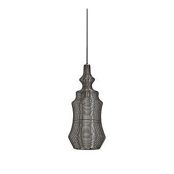 Light & Living BODIL Hanging Lamp Nickel (22x52cm)