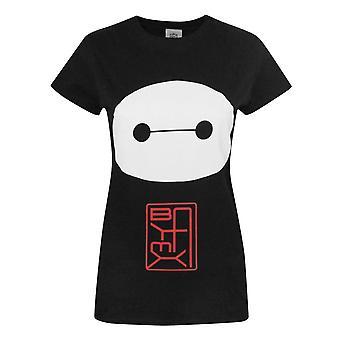 Big Hero 6 Baymax Face Women's T-Shirt