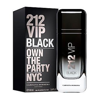 Men's Hajusteiden 212 Vip Black Carolina Herrera EDP