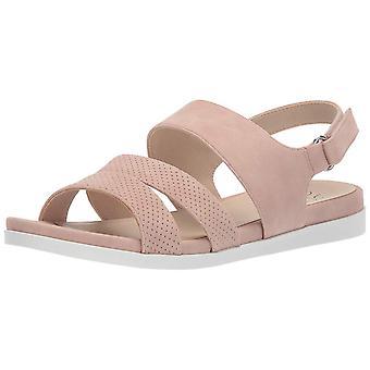 LifeStride Women's Ashley 2 Flat Sandal Blush 9 N US