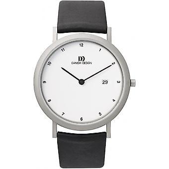 Danés diseño IQ12Q881 Mens Watch