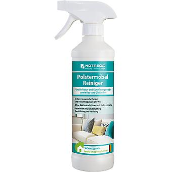 HOTREGA® upholstered furniture cleaner, 500 ml bottle