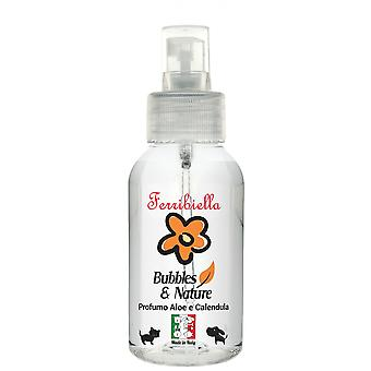 Ferribiella Aloe and Calendula Frangrance 100ml  (Dogs , Grooming & Wellbeing , Cologne)