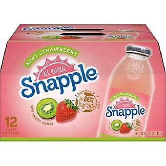 Snapple Kiwi Strawberry-( 473 Ml X 12 Cans )